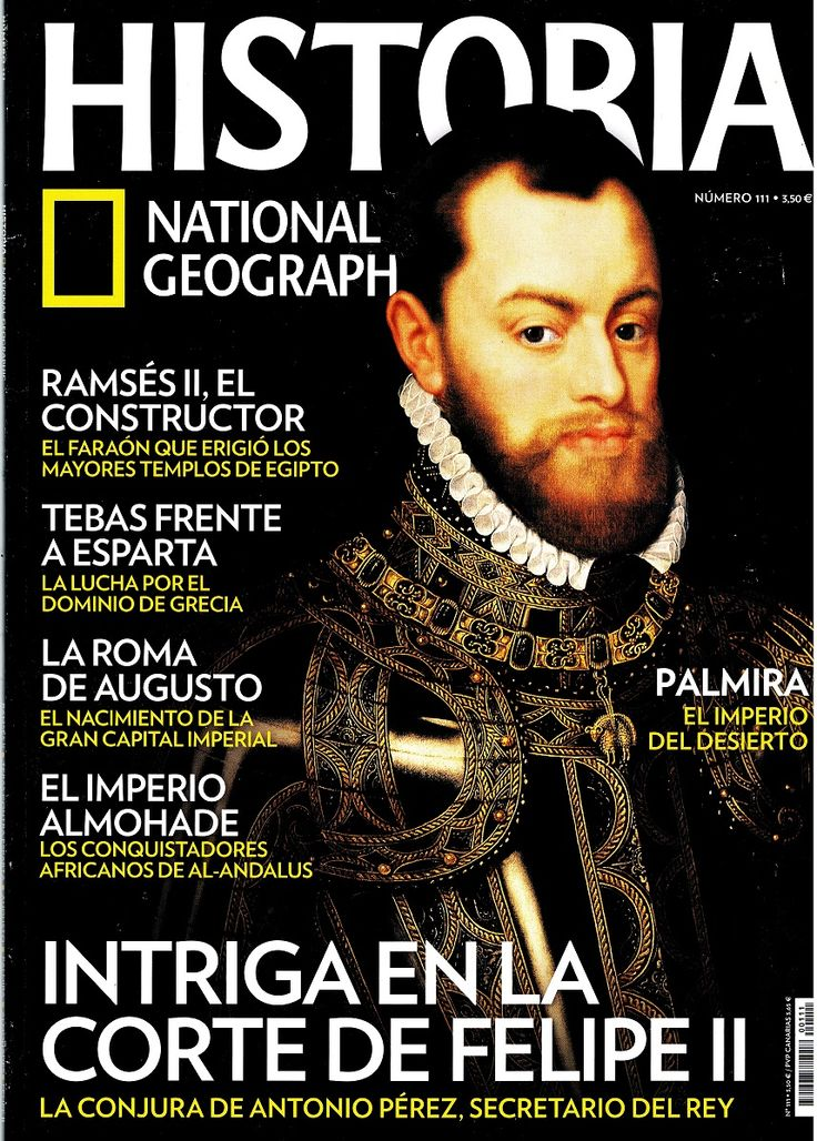 Historia National Geographic, 2014