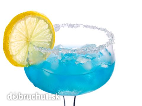 sm - blue Margarita
