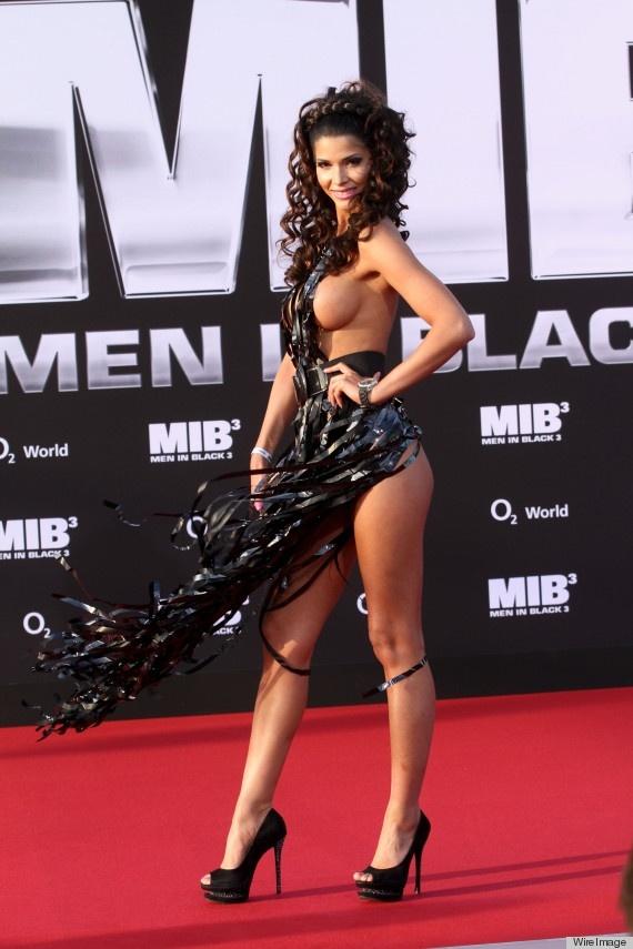 micaela schaefer dress- VHS anyone? grown-up-stuff