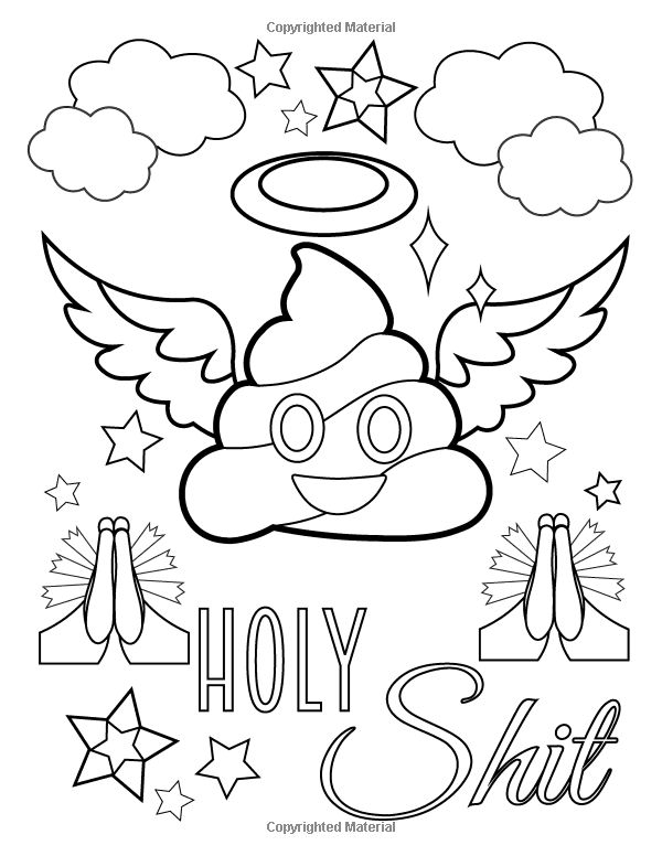 329 best swear word coloring pages images on