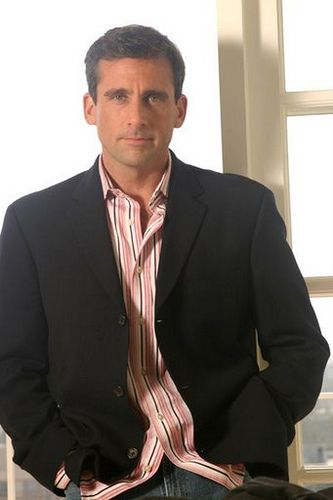 Steve Carell, Concord MA, (1962-       ), comedian and actor.  Italian, German, Polish heritage.