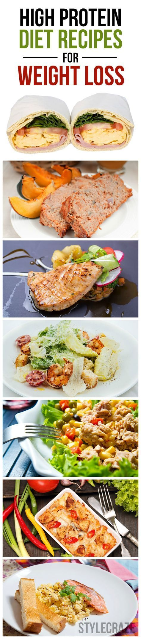 7 Best High Protein Diet Recipes For Weight Loss | Posted By: AdvancedWeightLossTips.com http://eatdojo.com/high-protein-foods-weight-loss/