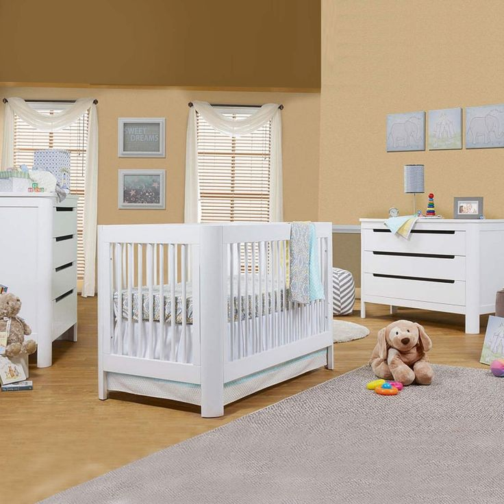 white dresser baby furniture chandler piece nursery set convertible crib drawer amazon canada