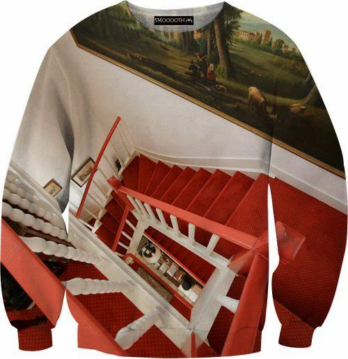 Red Stairs - SMOOOOTH CLOTHING (€60.00) - Svpply
