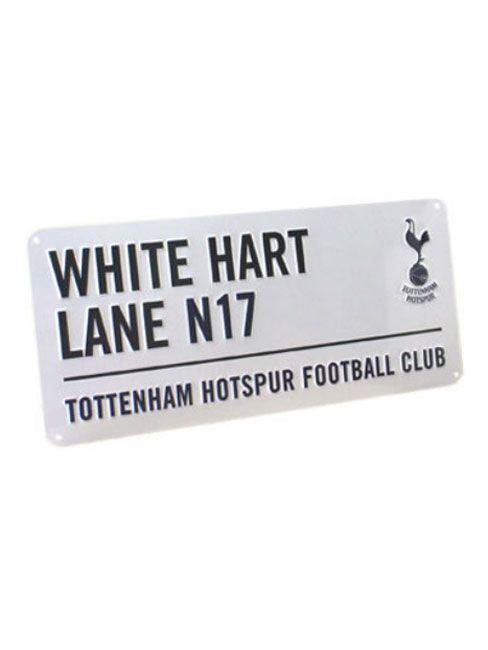 Tottenham Hotspur FC 'White Hart Lane' Street Sign £5.99 #spurs