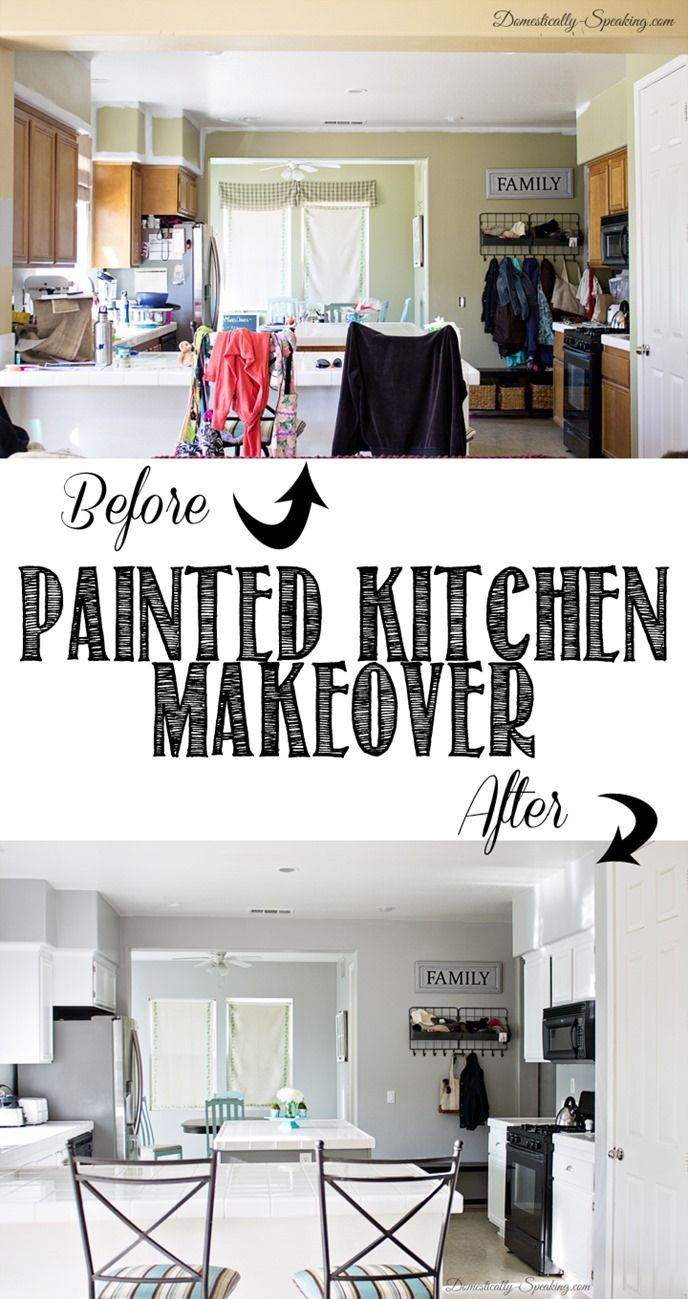 13 best Before & After Kitchen Designs images on Pinterest | Before ...