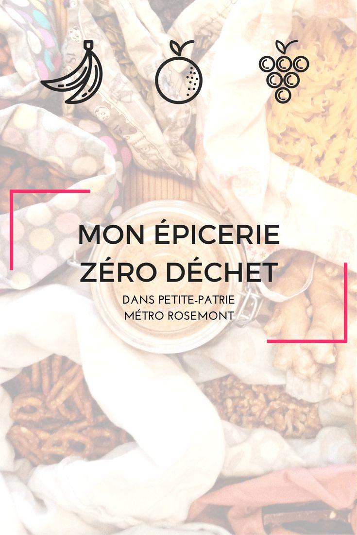 Épicerie zéro déchet