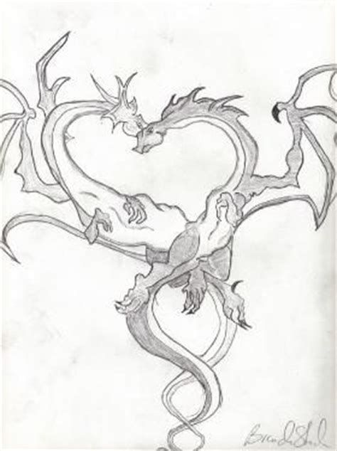 Ice Dragon Pencil Drawing By ...   Easy dragon drawings ...
