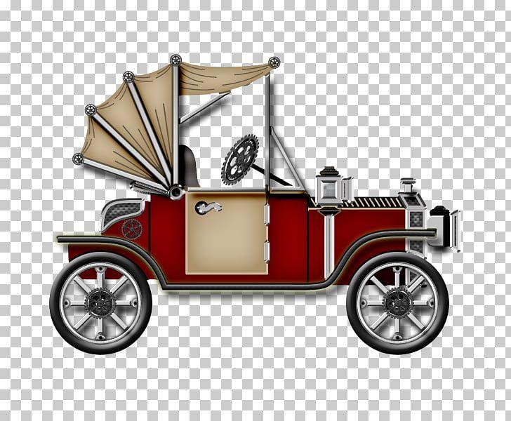 Vintage Car Old Car Material Red Car Png Clipart Free Cliparts Uihere Vintage Cars Red Car Old Cars