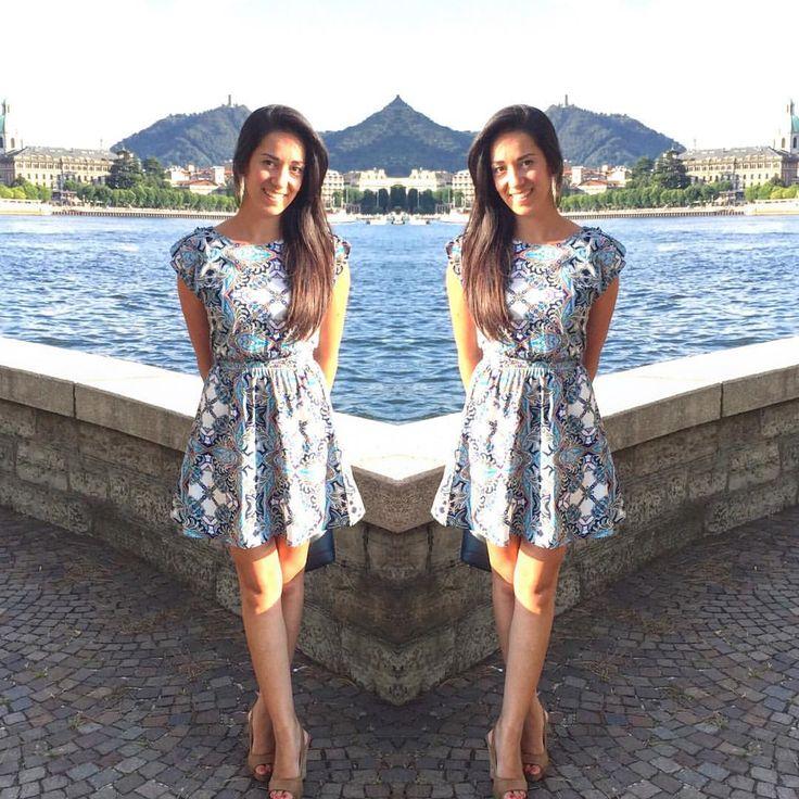 """Marianna Lagani su Instagram: """"〰 Happy Hour 〰 #lake #comolake #happyhour #como #igerscomo @visitlombardia @asos_it"""""""
