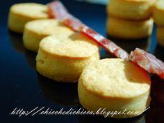 Biscotti al Parmigiano e Peperoncino, foto 1