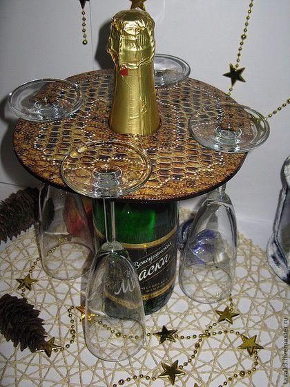 бар, мини бар, для бокалов, шампанское