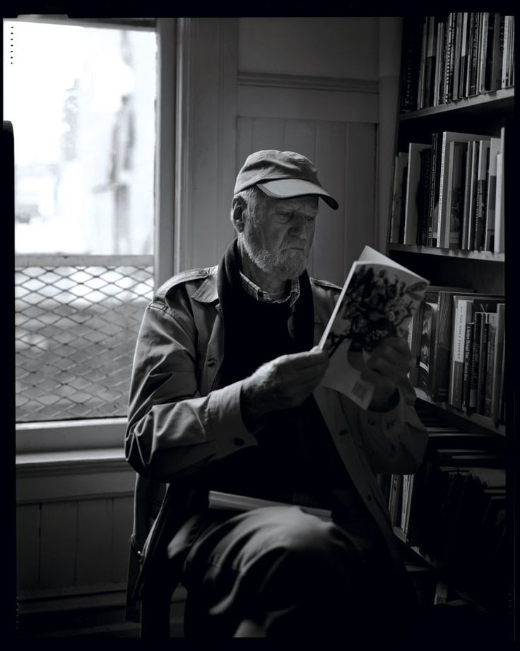 Interview with Lawrence Ferlinghetti