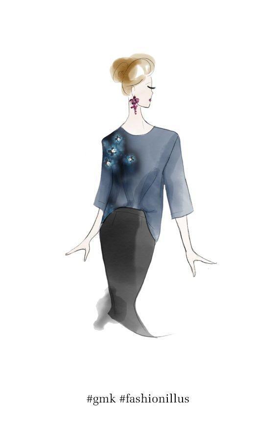 Große Oberweite kaschieren | Mode für große Brüste GMK