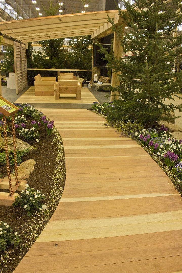 Good A Feature Garden At The 2016 Indianapolis Home Show From Above And Beyond  Companies. | 2016 Indy Home Show Landscaping Finds | Pinterest