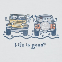 Life is good - jeeps