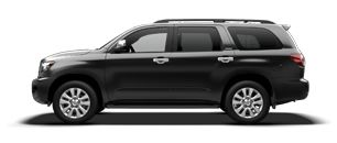 Full-Size SUVs | Toyota Sequoia 2015 4WD SUV