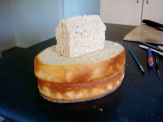 How To: Noah's Ark Cake Tutorial