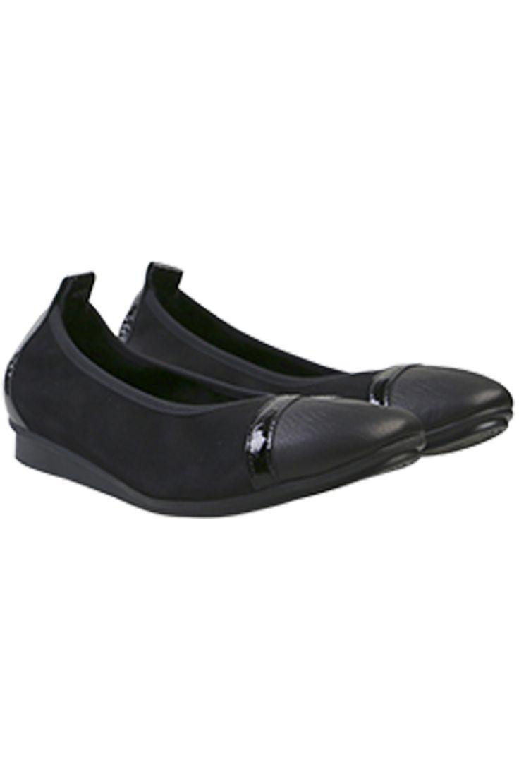 Arche - The Ninour Shoe In Black