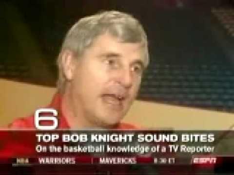 I love Bobby Knight!!
