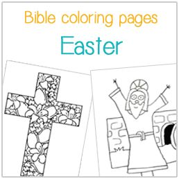 121 best images about easter on pinterest easter peeps for Easter coloring pages religious education