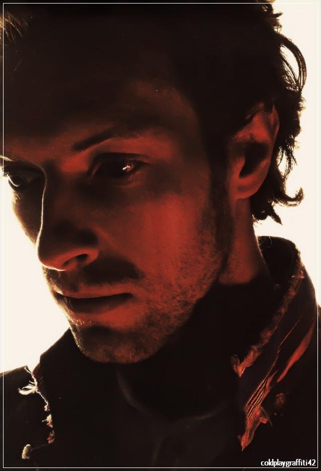 Viva la Vida Chris Martin - like an oil painting