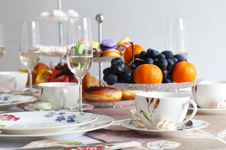 It's time for fancy summer meals! - E timpul pentru aranjamente de masă fancy!