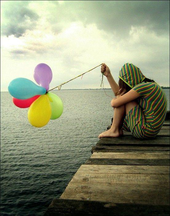 Sad Balloons