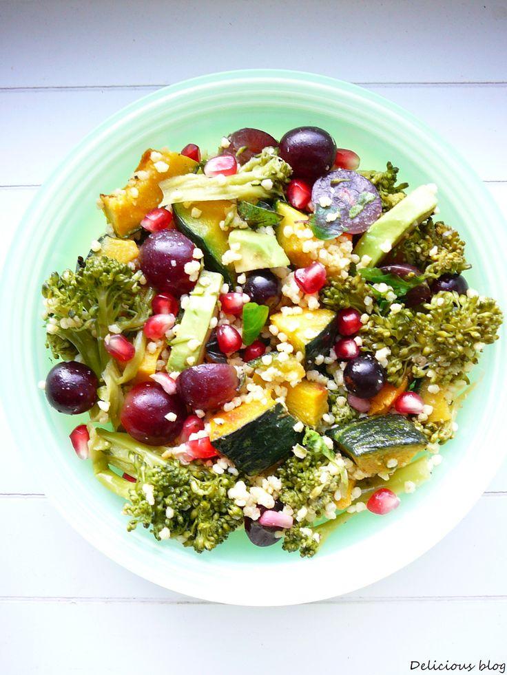 Delicious blog: Krabičkování.... Zimní jáhlový salát