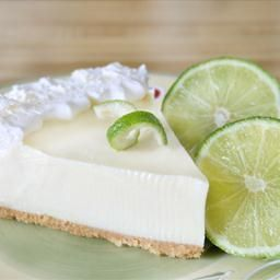 Key Lime Pie (Weight Watchers) 3 pts per slice on BigOven: Doesnt taste like diet food! Cooling, tasty and fewer cals than other Key Lime contenders. I have made this over and over, as it is always popular.