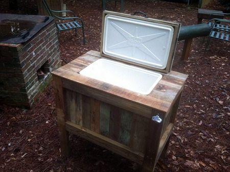 10 DIY Outdoor Kitchen and Cooking Projects. This would be GREAT for a summer time bbq or something