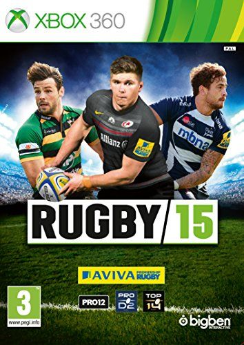 Rugby 15 (Xbox 360): Amazon.co.uk: PC & Video Games