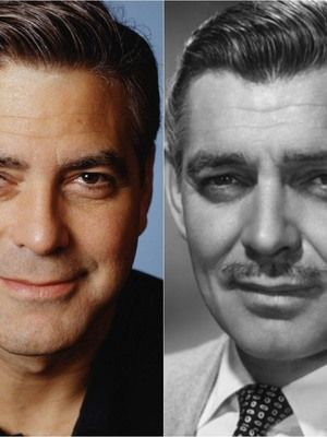 Past vs. Present: 12 Excellent Celebrity Doppelgangers. Check out #18 :)