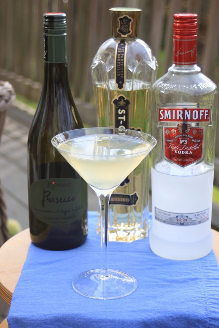 1000 images about recipes drinks on pinterest coconut for Drinks with prosecco and vodka