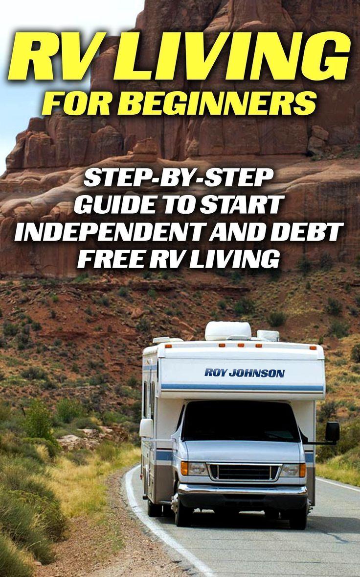 RV Living For Beginners StepbyStep Guide To Start
