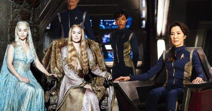 Produtores executivos do seriado comentaram sobre como GOT influenciou o seriado. Star Trek é uma franquia clássica que sempre tem uma nova história para contar, seja nos cinemas ou nas telinhas. Agora, enquanto nos preparamos para o lançamento de Star Trek: Discovery a nova série deste universo, podemos esperar algumas novidades interessantes – algumas delas …
