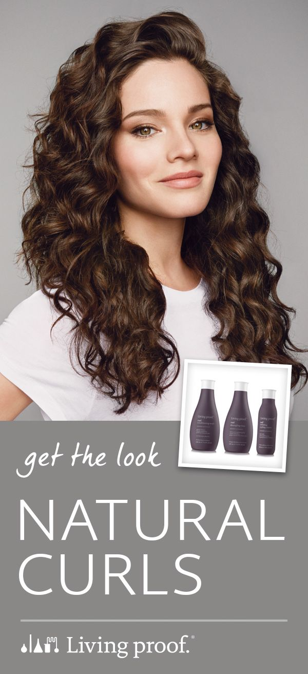 Effortless Natural Curls With Living Proof Curl Click