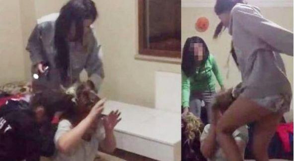 Trabzon'daki üniversiteli kızlar kavgasına 46'şar yıl hapis istemi!