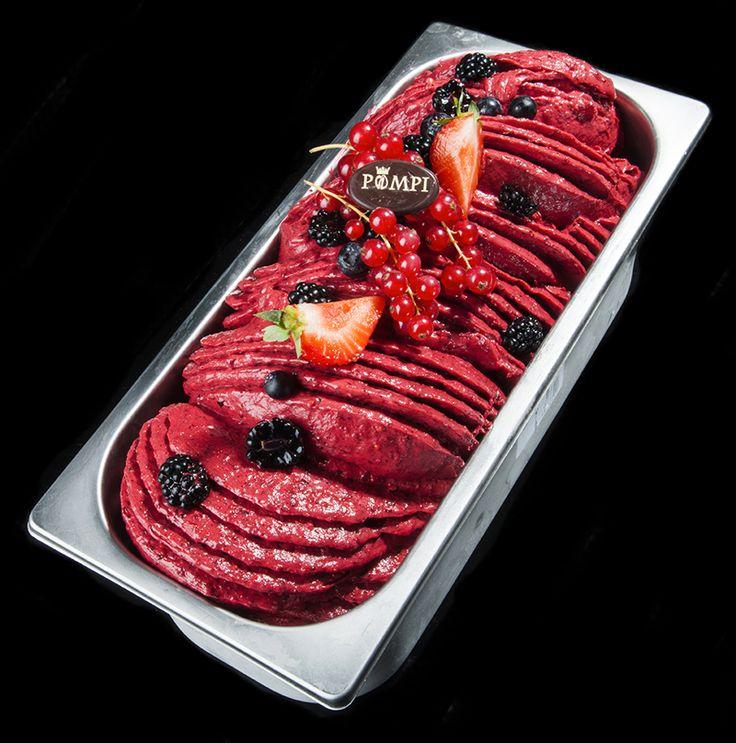 Voglia di un break di gusto con il #gelato #artigianale #icecream #Pompi