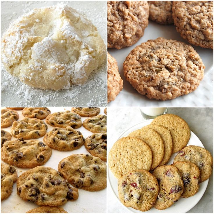 The people speak: our top-ranked cookie recipes. | King Arthur Flour – Baking Banter: Arthur Top, Ranked Cookies, Top Ranked Cookie, Cookies Recipes, Cookie Recipes