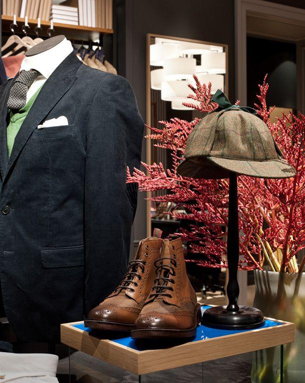 Herrenmode im Marc O´Polo Store in Kühlungsborn
