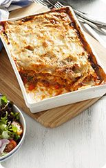 Family-style lasagne