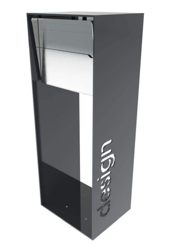 X Level Designer Briefkasten In 2020 Briefkasten Design Briefkasten Kasten