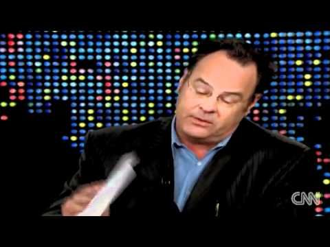 Dan Aykroyd ALIENS UFO's ARE HERE... yep one of the last people who I would believe saw something weird that was real....
