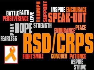 Help make awareness for RSD/CRPS