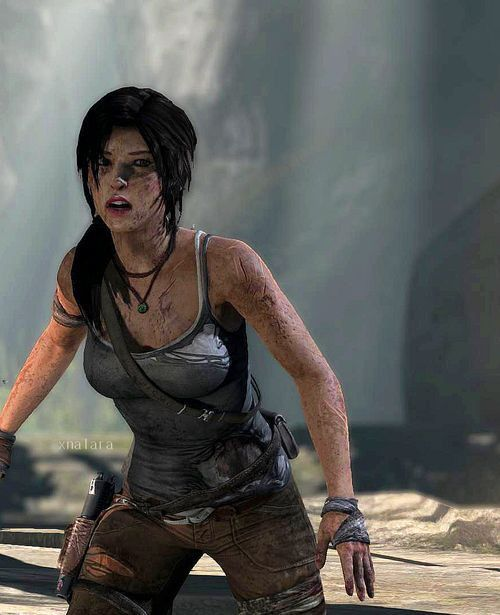 Tomb Rider Wallpaper: 1427 Best Images About Tomb Raider On Pinterest