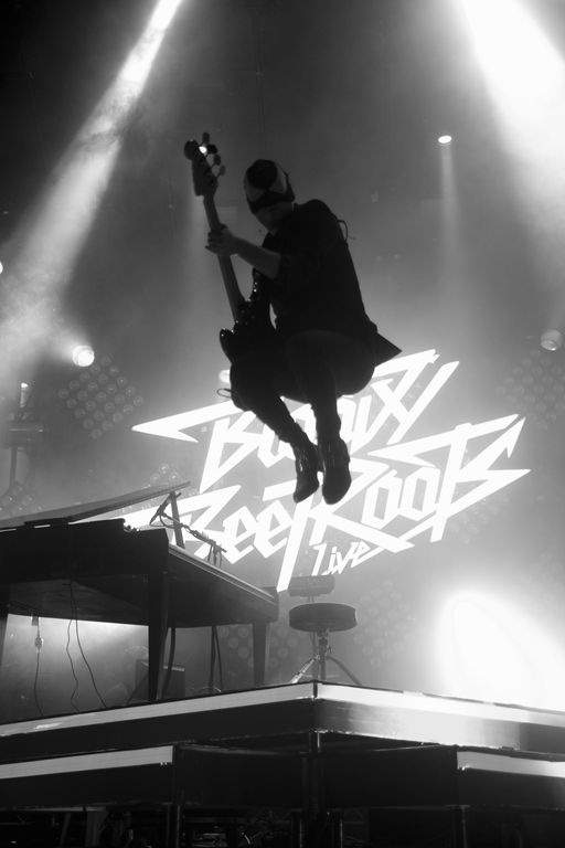 The Bloody Beetroots - Rock am Ring 2013 - LateNight