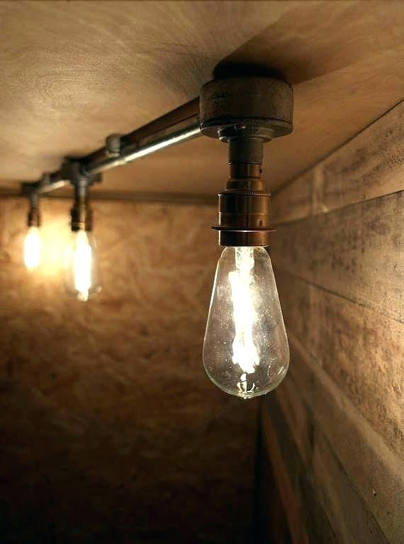 Exposed Conduit Lighting Google Search Industrial Wall Lights Wall Lights Conduit Lighting