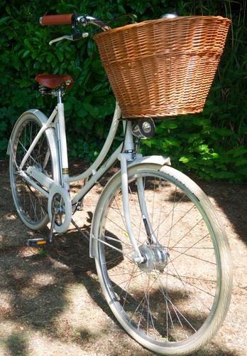 Beauty Pashley Bike for sale - White, Vintage, Cute, British, Bicycle