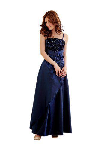 Amazon.co.jp: (アンフィニ) infini ロング丈 パーティードレス 結婚式 赤 青 紫 F LL 3L 4L レディース フォーマル フリーサイズ 大きいサイズ: 服&ファッション小物